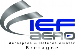 Logo ief aerospacial defense
